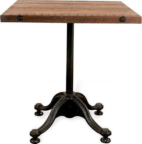cast iron bistro table cast iron bistro table industrial style bistro table