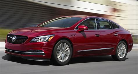 2019 Buick Lineup by 2019 Buick Lacrosse Sport Touring Joins The Lineup