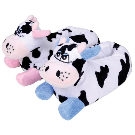 mad slippers infants slippers mad moo cow slippers grip
