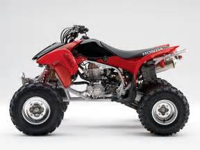 Honda Atv 450r 2006 Honda Trx450r Atv Pictures Features