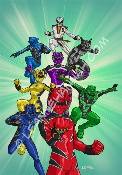 Jungle Fury Power Rangger Power Rangers Jungle Fury By Stratosmacca On Deviantart