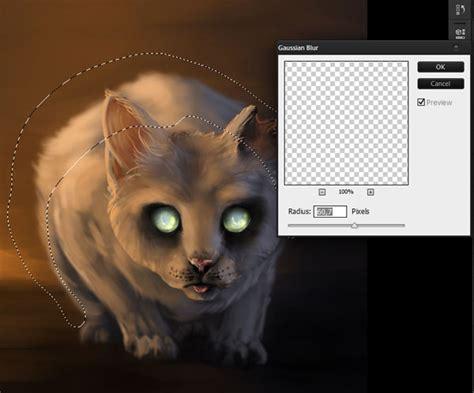 zombie cat tutorial рисуем жуткую кошку зомби demiart photoshop