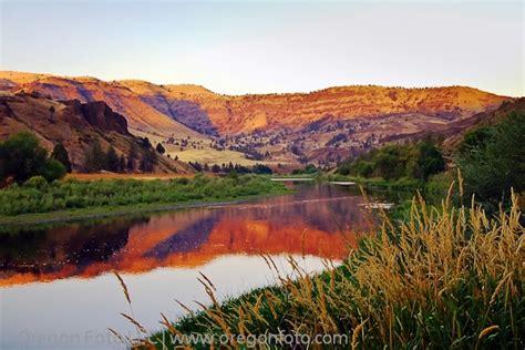John Barns John Day River Basin Oregon Photo Guide Top Oregon