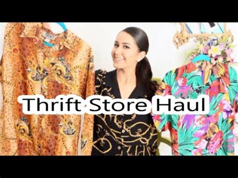 thrift store home decor haul youtube thrift store haul clothes house decor youtube