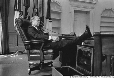 President In Office by Photojournalism And The American Presidency Gerald Ford