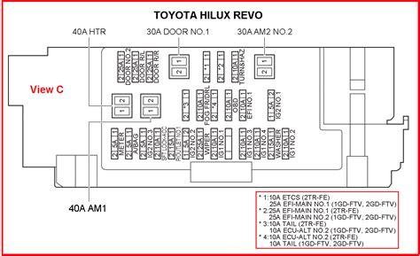 toyota revo wiring diagram toyota free wiring diagrams