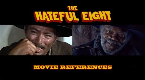 quentin tarantino film references a side by side look at the numerous movie references in