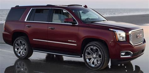 2020 Gmc Redesign by 2020 Gmc Yukon Denali Redesign Price Concept Changes