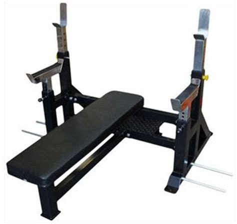 cheap flat bench cheap competition style olympic flat bench