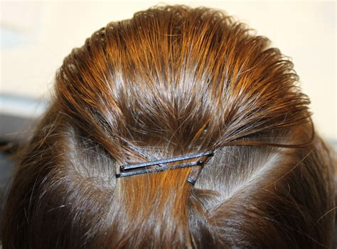 how to do puff in hair bobby pin hairstyles beautiful hairstyles