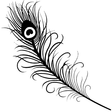 Free Coloring Pages Of Feathers Feather Coloring Pages