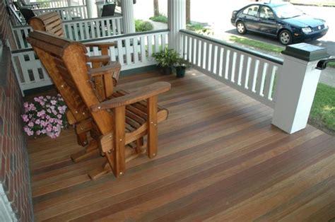 porch flooring historical restoration contractor talk