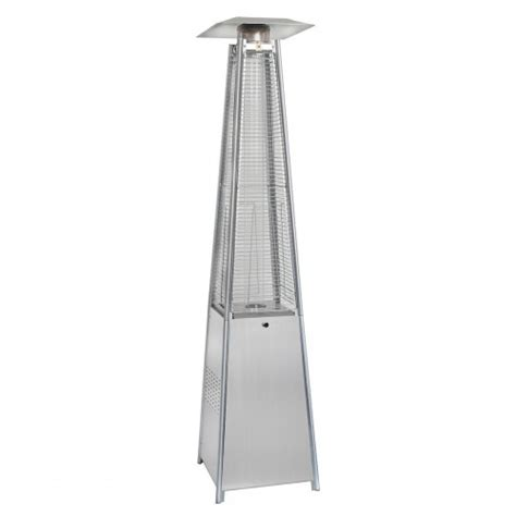 The Real Flame Pyramid Patio Heater Real Pyramid Patio Heater