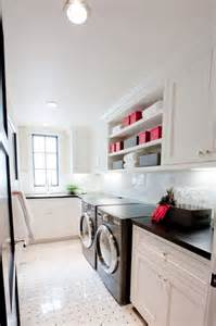 Narrow Utility Room by Laundry Room House Home