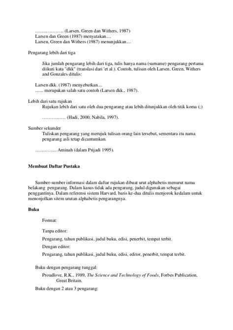 membuat daftar pustaka terjemahan membuat sitasi daftar pustaka