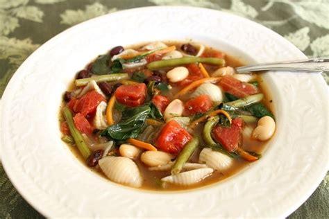 Vegetable Garden Minestrone Soup Recipe Olive Garden Vegetable Soup