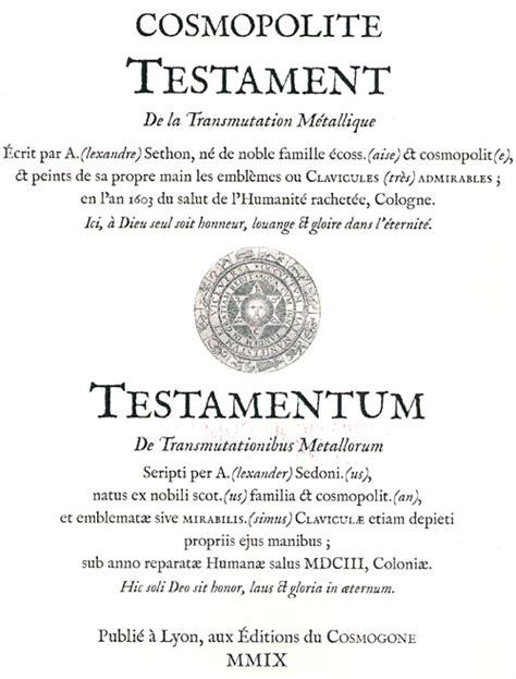 Modèle De Testament