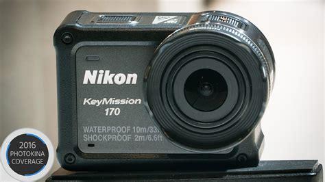 Gopro Nikon nikon keymission 170 announced worthy gopro alternative