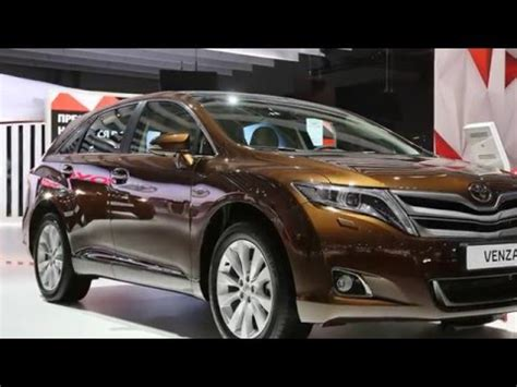2020 toyota venza redesign, release & changes youtube