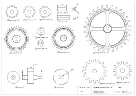 printable clock gears best photos of gear clock template printable steunk
