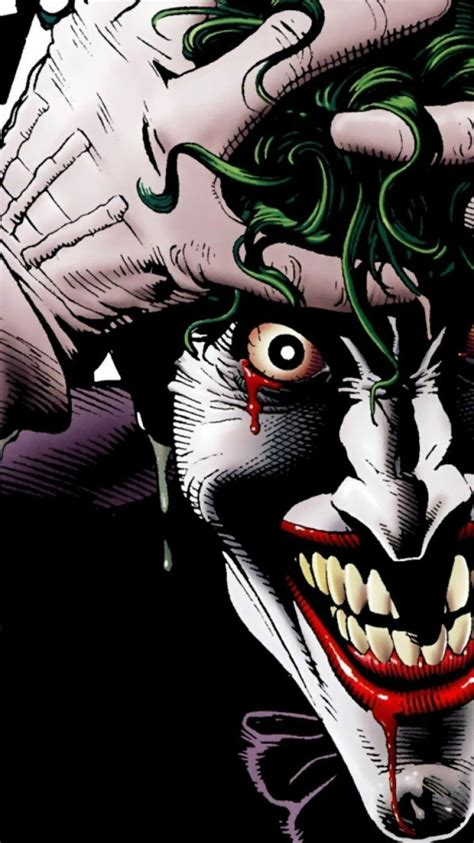 iphone wallpaper hd joker the joker comics iphone wallpaper www pixshark com
