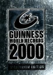 guinness world records 2000 guinness world records 2000 2000 edition open library