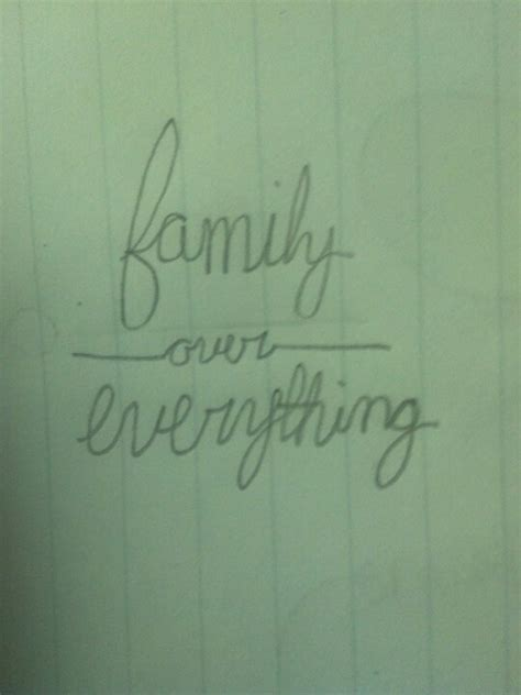 family over everything tattoo designs family everything