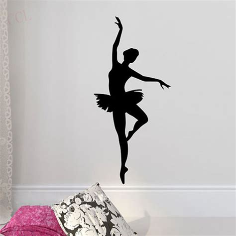 ballerina wall stickers popular ballerina wall stickers buy cheap ballerina wall