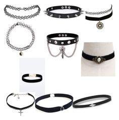 Kalung Korea Fashion Choker Gotik sexe collier sm jouets style anneau de cou