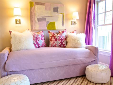 day beds for girls girl s daybed contemporary girl s room sam allen
