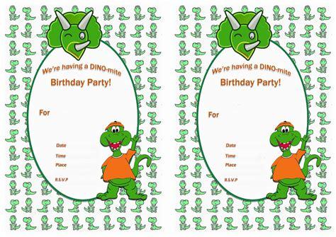 printable birthday invitations dinosaur dinosaur birthday invitations ideas best invitations