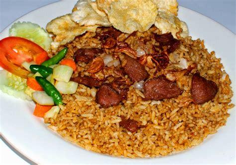 cara membuat nasi goreng untuk 2 porsi resep cara membuat nasi goreng spesial nikmat