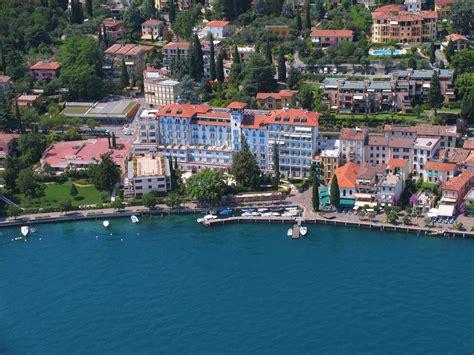 Energy House Hotel Savoy Roof Terrace Lake Garda Italy