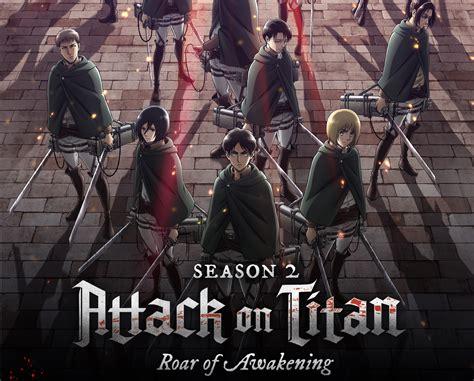 Attack On Titan 3 attack on titan season 3 premiere arrives in funimation