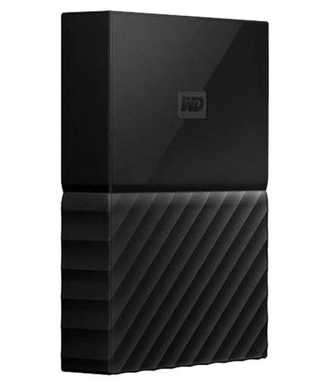 Promo Wd My Passport 2tb New Hd Hdd Hardisk Eksternal External wd my passport 2 tb usb 3 0 portable external drive black buy rs snapdeal