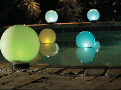 Solar Globe Lights Outdoor Lighting Globes Home Decoration Club