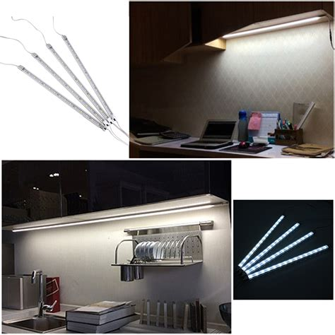 Led Kitchen Lighting Australia 4pcs Kitchen Home Cabinet Bright 15 Led Practical