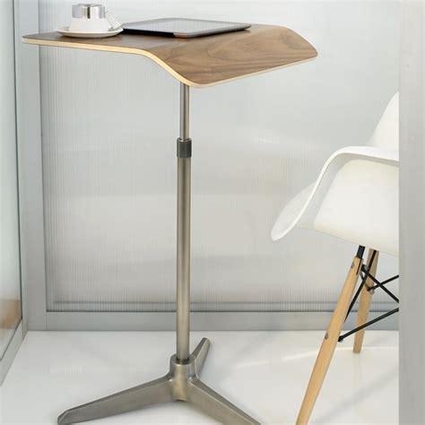 portable laptop desks portable laptop desk by plunk 187 petagadget