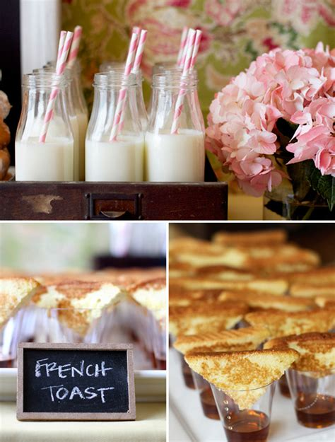Ideas For Brunch Baby Shower by Charming Farmhouse Brunch Baby Shower Hostess With The