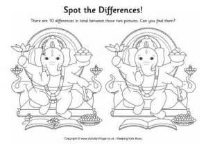 differences ganesha