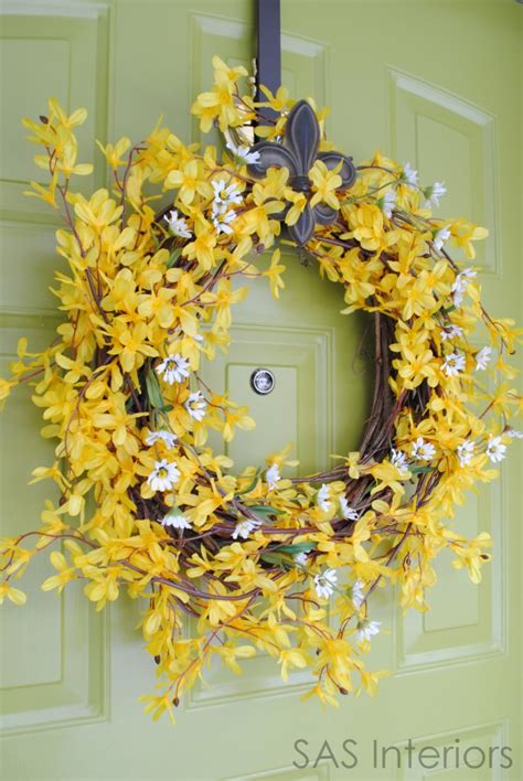 spring wreath diy 20 diy spring wreaths sand and sisal