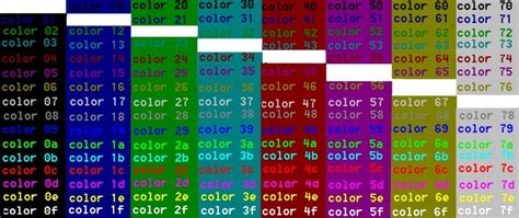 cmd colors color foreground and background colours windows cmd