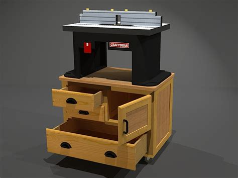 couch tuner justified router cabinet 28 images router table cabinet by dan