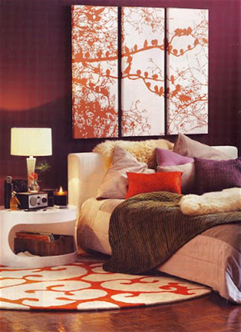 brown and orange bedroom ideas id zine interesting headboard designs