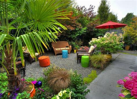 decoracion de patios y jardines decoraci 243 n de jardines peque 241 os y patios traseros