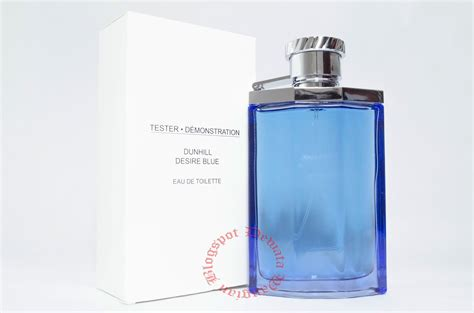 Parfum Dunhil Blue dunhill desire blue tester perfume cosmetics