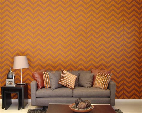 easy apply wallpaper chevron wall decals pre spaced chevron design on an easy