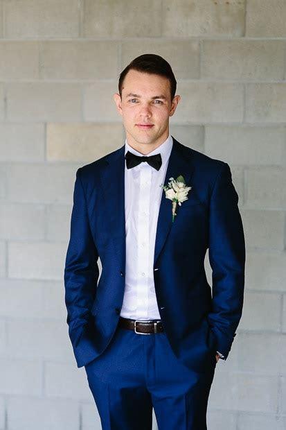 Navy Blue Suit Wedding   Suit La