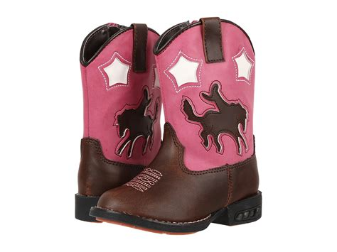 boots toddler roper western lights cowboy boots toddler at zappos