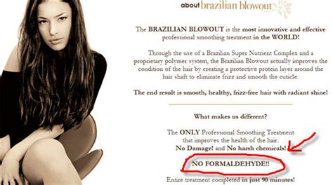 is the brazilian blowout safe new osha testing reports formaldehyde found in brazilian